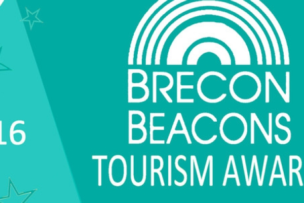 Brecon Beacons Tourism Awards 2016 Finalist!
